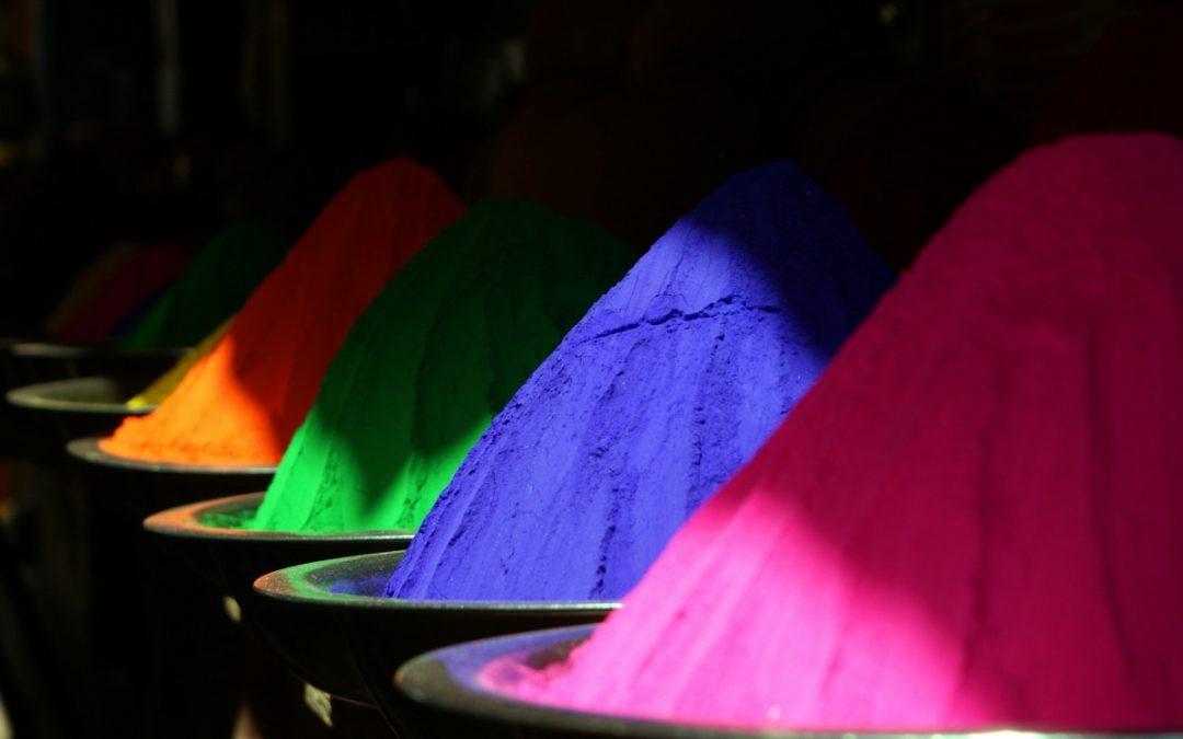 A színek pszichológiája hogyan befolyásolja a hangulatunkat